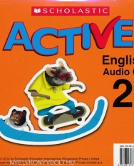 Active English 2 Audio CD