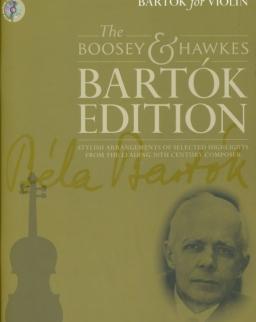 Bartók Edition for Violin (+CD)