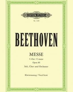 Ludwig van Beethoven: Messe C-dúr op. 86. - zongorakivonat