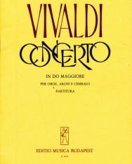 Antonio Vivaldi: Concerto for Oboa (C-dúr)
