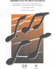 Mamma mia - részletek vegyeskarra, zongorakísérettel