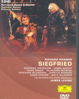 Richard Wagner: Siegfried - 2 DVD