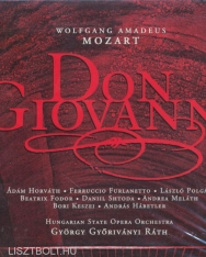 Wolfgang Amadeus Mozart: Don Giovanni - 3 CD