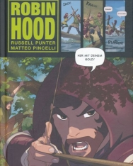 Russell Punter: Usborne Graphic Novels: Robin Hood