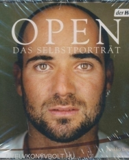 Andre Agassi: Open - Das Selbstporträt Audio CD