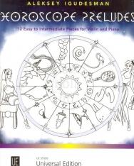 Aleksey Igudesman: Horoscope Preludes for Violin and Piano