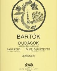 Bartók Béla: Dudások oboára, zongorakísérettel