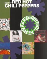 Red Hot Chili Peppers: Best of - ének, zongora, gitár