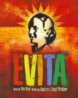 Evita - ének-zongora-gitár