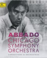 Claudio Abbado - Chicago Symphony Orchestra 8 CD