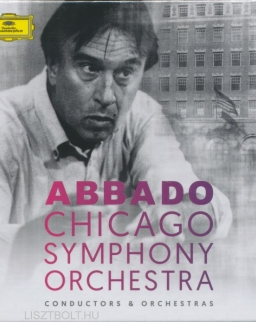 Claudio Abbado - Chicago Symphony Orchestra 8 CD