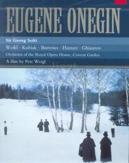 Pyotr Ilyich Tchaikovsky: Eugene Onegin DVD