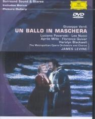 Giuseppe Verdi: Un Ballo in Maschera DVD