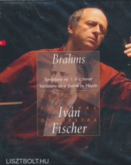 Brahms: Symphony No. 1., Variations on a theme by Haydn - SACD