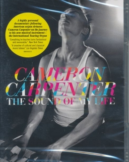 Cameron Carpenter: The Sound of my Life - DVD
