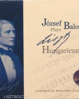 Balog József plays Liszt Hungaricum