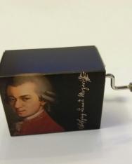 Zenélő doboz - Mozart (Eine kleine Nachtmusik)