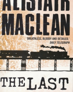 Alistair MacLean: The Last Frontier