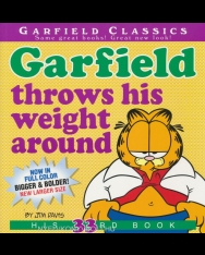 Garfield Throws His Weight Around - 33rd Book