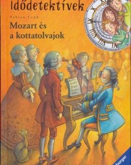 Fabian Lenk: Mozart és a kottatolvajok - krimi a bécsi klasszicizmus korából