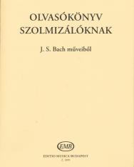 Johann Sebastian Bach: Olvasókönyv a szolmizálóknak