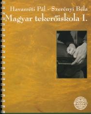 Magyar tekerőiskola 1 (+DVD)