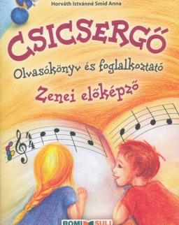 Csicsergő zenei olvasókönyv (összevont)