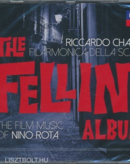 The Fellini album - Film music of Nino Rota