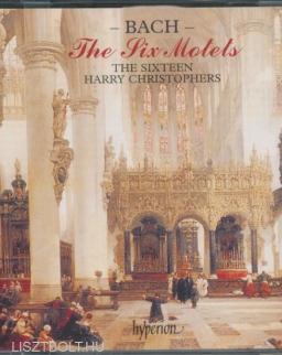 Johann Sebastian Bach: Six Motets