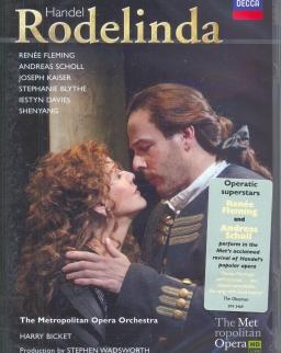 Georg Friedrich Händel: Rodelinda - 2 DVD