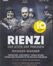 Richard Wagner: Rienzi  2 DVD