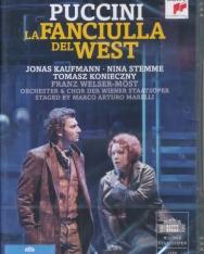 Giacomo Puccini: La Fanciulla del West - DVD