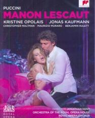 Giacomo Puccini: Manon Lescaut - DVD
