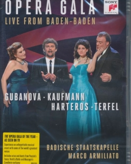 Opera Gala live from Baden-Baden - DVD