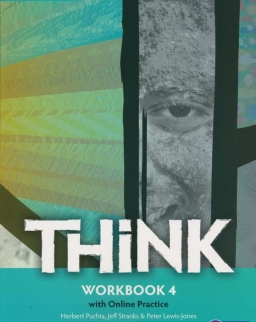 Think 4 Workbook with Online Practice