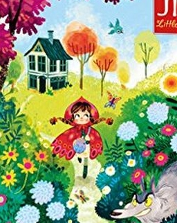 Usborne Jigsaw with a Picture Book - Little Red Riding Hood