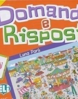 Domande e Risposte - L'italiano giocando (Társasjáték)