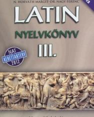 Latin Nyelvköny III. NAT 2012