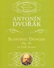 Antonin Dvorák: Slavonic Dances op. 46 - kispartitúra
