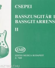Csepei Tibor: Basszusgitár iskola 2.