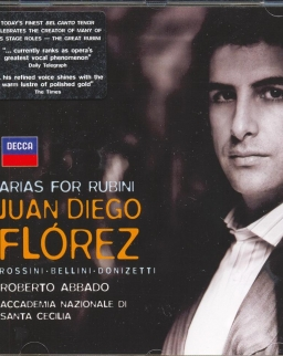 Juan Diego Flórez: Arias for Rubini