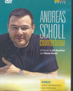 Andreas Scholl - Countertenor - DVD