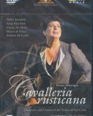 Pietro Mascagni: Cavalleria Rusticana - DVD