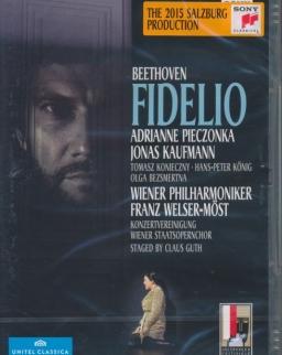Ludwig van Beethoven: Fidelio DVD (Salzburg, 2015)