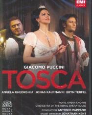 Giacomo Puccini: Tosca DVD