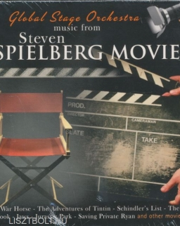 Music from Steven Spielberg Movies - 3 CD