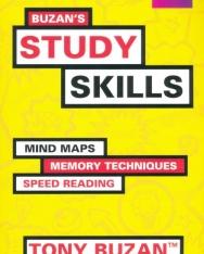 Buzan's Study Skills - Mind Maps, Memory Techniques, Speed Reading