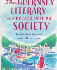 Annie Barrows: The Guernsey Literary and Potato Peel Pie Society
