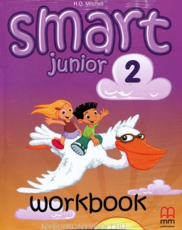 Smart Junior 2 Workbook + CD-ROM