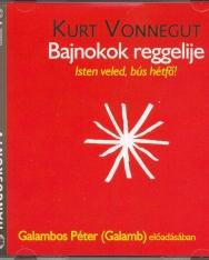 Kurt Vonnegut,: Bajnokok reggelije MP3 Galambos Péter előadásában
